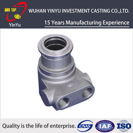 China Powder Coating Air / Gas Valve Casting Parts / Valve Accessories OEM / ODM Available supplier
