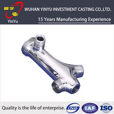 China Lost Wax Mold / Steel Investment Casting Products For Aerospace Industry supplier
