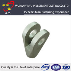 China Heat Proof Carbon Steel Lost Wax Investment Casting And Machining Products supplier