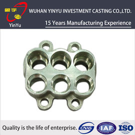 China Customise Lost Wax Investment Casting Stainless Steel Products Quenching Heat Treatment supplier