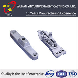 China Small Size Custom Made Lost Wax Investment Casting And Machining Automotive Parts supplier