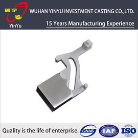 China High Precision Cast Components , 316L Stainless Steel Wear Resistant Steel Castings supplier