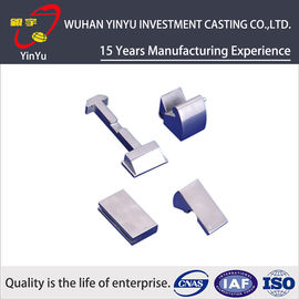 China SS 316 & 304 Stainless Steel Lost Wax Investment Casting Custom Drawing Parts supplier