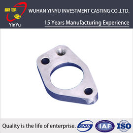 China Chrome Plating Precision Investment Castings And Cnc Machining Parts 1g-10kg supplier