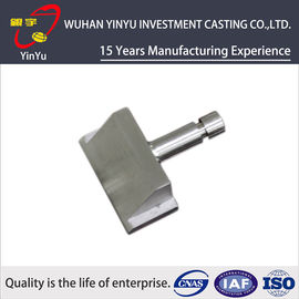 China Custom Designed Precision Castings , Lost Wax Casting Products Ra1.6~Ra6.3 supplier