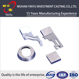 China High Precision Cast Alloy Steel Products , Wear Resistant Castings OEM Service supplier
