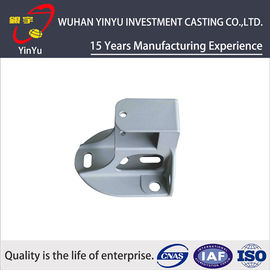 China Chrome Plating Stainless Steel Investment Casting Heat Resistant Parts For Machinery supplier