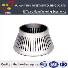 China Industrial Cast Steel Components , Prototype Investment Casting Services 1g-10kg supplier