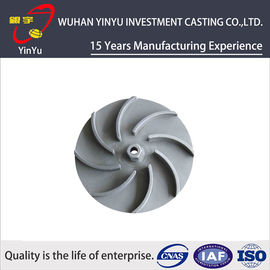 China Silica Sol Precision Investment Cast Steel Products , Rapid Investment Casting supplier