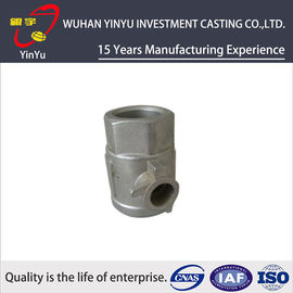 China Minerals & Metallurgy 301 Stainless Steel Investment Casting Lost Wax Process supplier