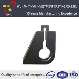 China Top Grade Lost Wax Casting Steel Parts , Small Mechanical Components ISO9001 Approved supplier
