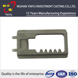 China SS Investment Casting Small Metal Parts Industrial Machine Parts 1g-10kg Weight supplier