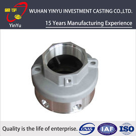 China High Precision Cast 316 Stainless Steel Machined Parts , Compact Cast Metal Parts supplier