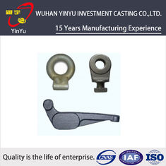 China Heat Resistant Cast Steel Parts , Cast Metal Services JIS / NF / BS Standard supplier