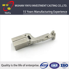 China Ni - Resist NiMn 13 7 Investment Casting Products Telecommunication Parts 1g-10kg supplier