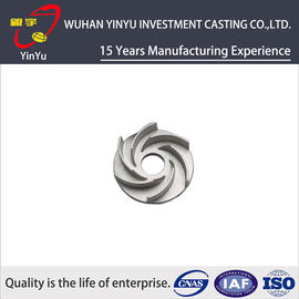 China Mid Temperature Wax Steel Investment Casting Car Parts / Stainless Steel Auto Parts supplier