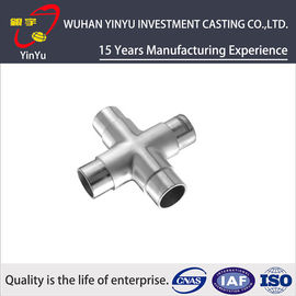 China Wcb Carbon Steel Lost Wax Casting Parts And CNC Machining Components OEM Available supplier