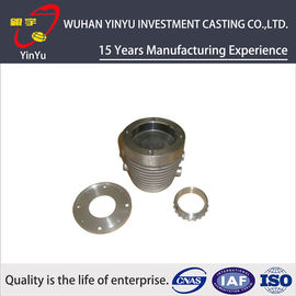 China Silica Sol Lost Wax Investment Casting For Stainless Steel Wear Resistant supplier