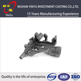 China Professional Nail Gun Parts Through Steel Investment Casting Foundry OEM / ODM Service supplier