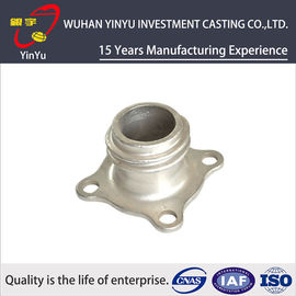 China Wear Resistance Valve Body Casting Valve Assembly Parts High Strength supplier