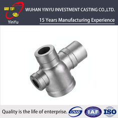 China CF8M / SUS 304 / AISI 304 Stainless Steel Tube Fittings , Stainless Steel Pipe Elbows supplier