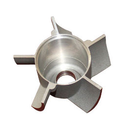 China 304 316 316 L Stainless Steel Investment Casting Polishing Surface Treatment supplier