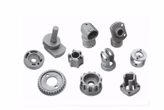 China Small Stainless Steel Investment Casting Pipe Fittings Quenching Heat Treatment supplier