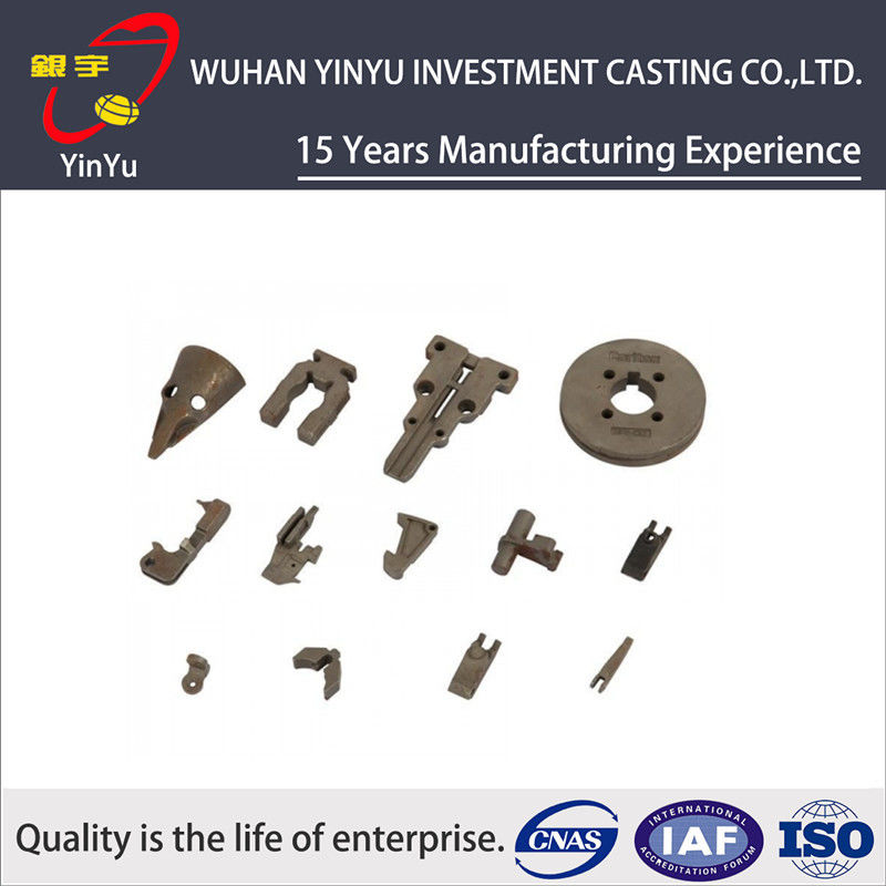 Wear Resistant Nail Gun Parts By Precision Casting And CNC Machining ...