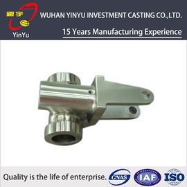 China Customized  Alloy / Stainless Steel Pipe Fittings Annealling Heat Treatment distributor