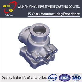 China CF-8 304 SS Precision Casting Parts , 304 Stainless Steel Pipe Fittings Anti - Wear distributor