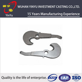 China SUS 304 / 316 /  316L SS Investment Casting Products Industrial Furnace Parts distributor