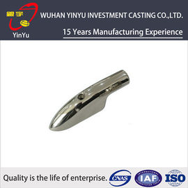 China Wear Resistant Investment Casting Example Products With Mirror Polish / Bright Finish distributor