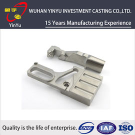 China OEM Sevice Stainless Steel Investment Casting CNC Machining Parts GB / ANSI Standard distributor