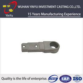 Small Alloy Steel Investment Casting Custom Mechanical Parts For Agricultural Industry