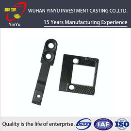 China SCM415 AISI 4340 Material Sewing Machine Spare Parts / Sewing Machine Needle Plate distributor