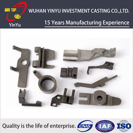 China Industrial Sewing Machine Parts Looper By Lost Wax Investment Casting Process distributor
