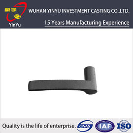 China AISI / BS Grade Door Lock Spare Parts Rough Casting Or Finished Products OEM Available distributor