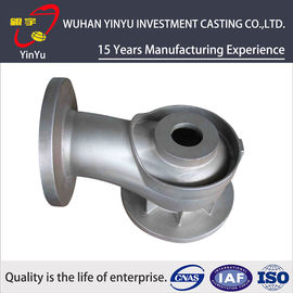 Anticorrosive Valve Casting Parts / Auto Valve Parts Ra1.6~Ra6.3 Surface Roughness