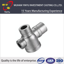 China CF8M / SUS 304 / AISI 304 Stainless Steel Tube Fittings , Stainless Steel Pipe Elbows distributor