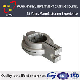 China Antirust Steel Pipe Fittings / Stainless Steel Pipe Coupling Parts 0.002 - 50 Kg distributor