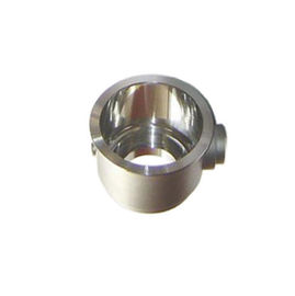 China Alloy Steel Lost Wax Metal Casting , Precision Cnc Machined Parts Circle distributor