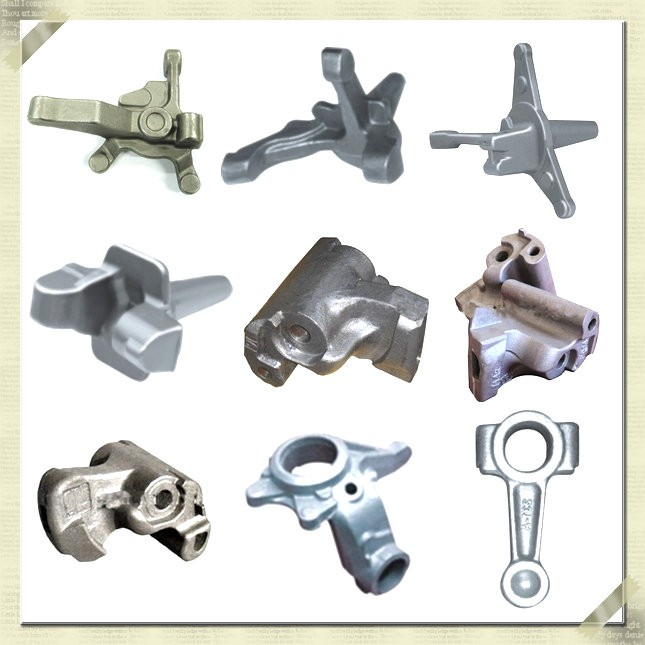 High Accuracy Precision Investment Castings Small Mechanical Parts Wear Resistance