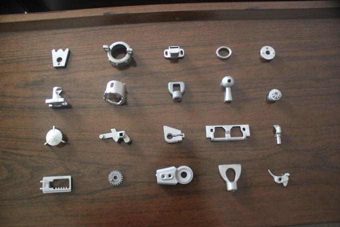 Durable Custom Small Mechanical Parts / Components Quenching Heat Treatment