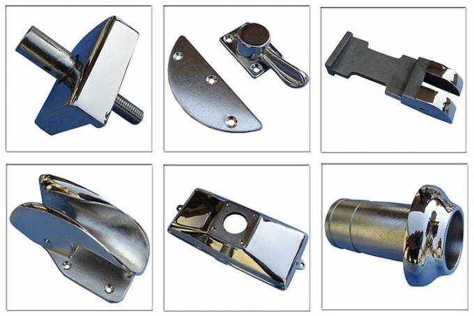 OEM factory custom various material machining and casting small metal parts
