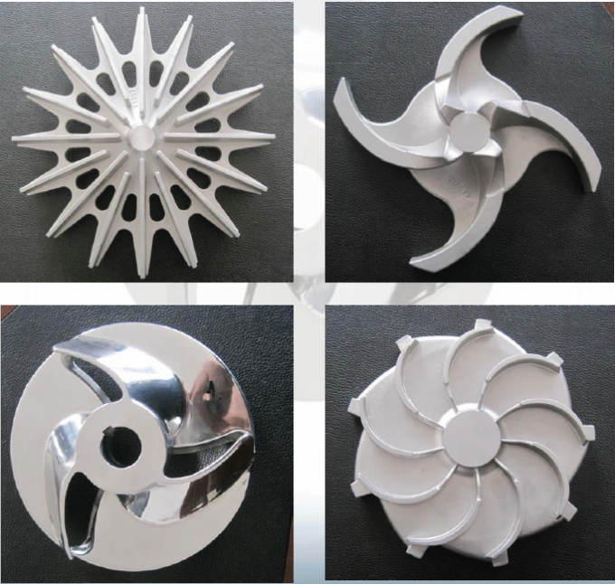 OEM Service Alloy Steel Investment Casting Mechanical Engine Parts Acid Resistance